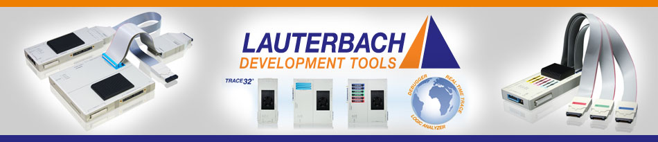 Lauterbach Development Tools